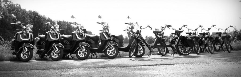 Scooter huren - Solex rijden | Solex- en Scooterverhuur de Klomp